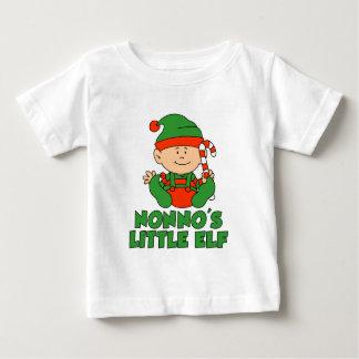 Nonno's Little Elf Baby T-Shirt