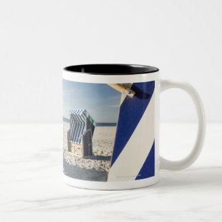 Norderney, East Frisian Islands, Germany Two-Tone Coffee Mug