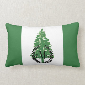Norfolk Island Flag Lumbar Cushion