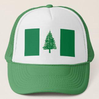 norfolk island trucker hat