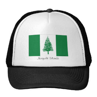 Norfolk Islands flag souvenir hat