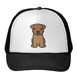 Norfolk Terrier Dog Cartoon Cap