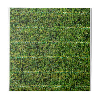 Nori - Dried Seaweed For Sushi Small Square Tile