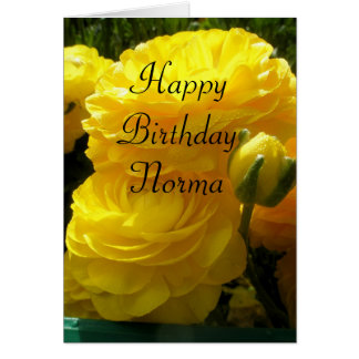 Norma Card