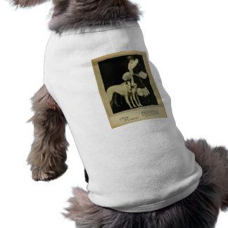 Norma Shearer 1926 wolfhounds doggie shirt