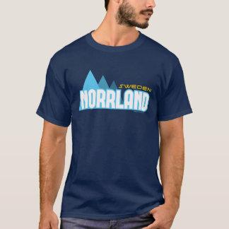 NORRLAND Sweden (Swedish Northlands) T-Shirt