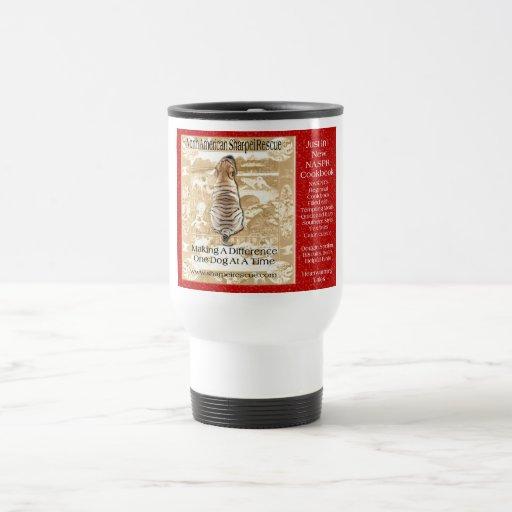 North Amarican Shar-pei Rescue Coffee Mug