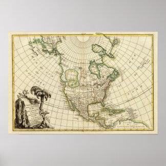 North America 26 Poster