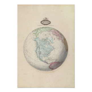 North America 31 Poster