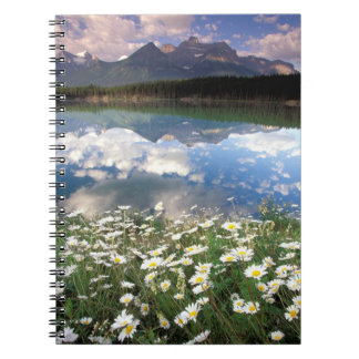 North America, Canada, Alberta, Banff National 2 Notebooks