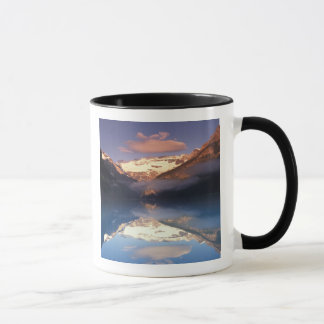 North America, Canada, Lake Louise morning Mug