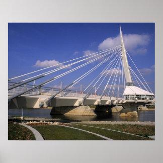 North America, Canada, Manitoba, Winnipeg, Print