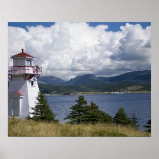 North America, Canada, Newfoundland and 2 Poster