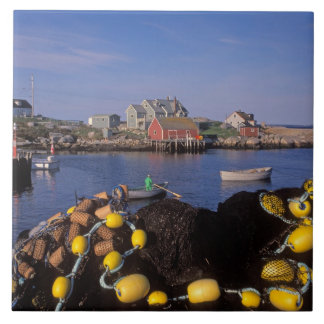 North America, Canada, Nova Scotia, Peggy's Tile