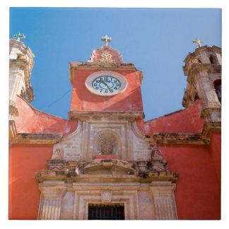 North America, Mexico, Guanajuato. Shrine of Tile