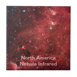 North America Nebula Infrared Tile