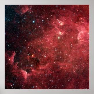 North America Nebula Print