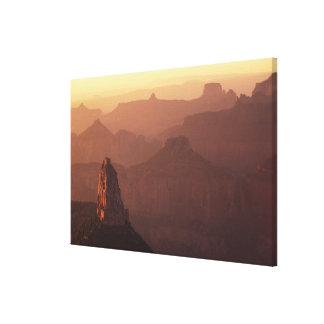 North America, U.S.A., Arizona, Grand Canyon, Canvas Print