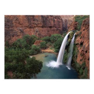 North America, U.S.A., Arizona, Havasu Canyon, Photo Art