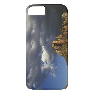 North America, United States, Arizona, Sedona. iPhone 7 Case