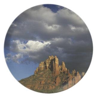 North America, United States, Arizona, Sedona. Plate