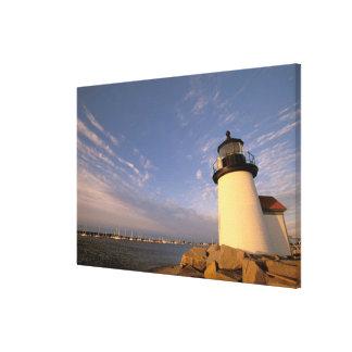 North America, USA, Massachusetts, Nantucket Canvas Print