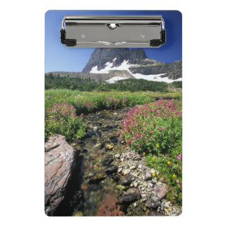 North America, USA, Montana, Glacier National 3 Mini Clipboard