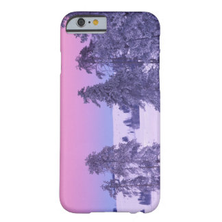 North America, USA, Montana, Yellowstone Barely There iPhone 6 Case