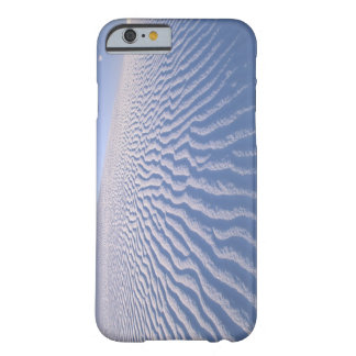 North America, USA, New Mexico, White Sand Dunes Barely There iPhone 6 Case