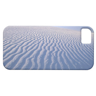 North America, USA, New Mexico, White Sand Dunes iPhone 5 Case
