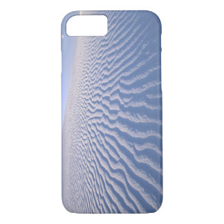 North America, USA, New Mexico, White Sand Dunes iPhone 8/7 Case