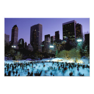 North America, USA, New York, New York City. 5 Photo Art