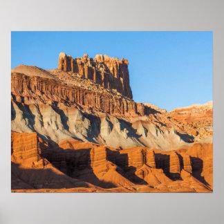 North America, USA, Utah, Torrey, Capitol Reef 3 Print