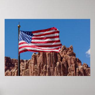 North America, USA, Utah, Torrey, Capitol Reef Posters