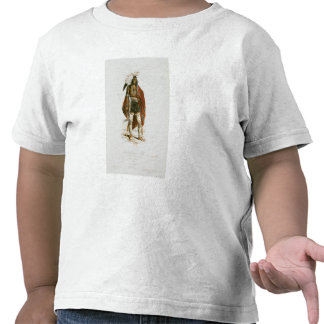 North American Indian T-shirts