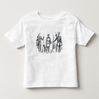 North American Indians T-shirts