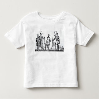 North American Indians Toddler T-Shirt