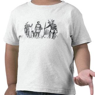 North American Indians Tshirt