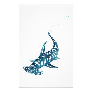 North By Northwest Hammerhead Shark Stationary Stationery