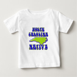 North Carolina Native Baby T-Shirt