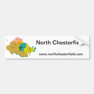 North Chesterfield Bumper Sticker