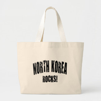 North Korea Rocks Bags