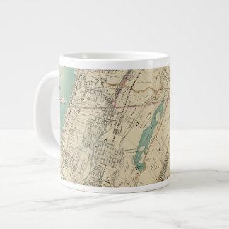 North New York City 5 Large Coffee Mug