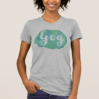 North Wales Dialect Gog Tee Shirt