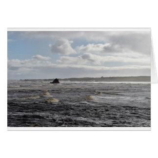 NORTH WEST COAST TASMANIA AUSTRALIA CARD