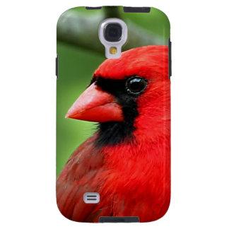 Northern cardinals galaxy s4 case