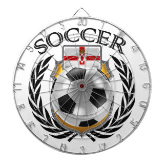 Northern Ireland Soccer 2016 Fan Gear Dartboard