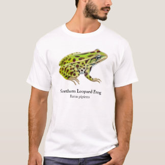 Northern Leopard Frog T-Shirt