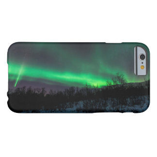 Northern Lights Over Abisko Sweden iPhone 6 Case
