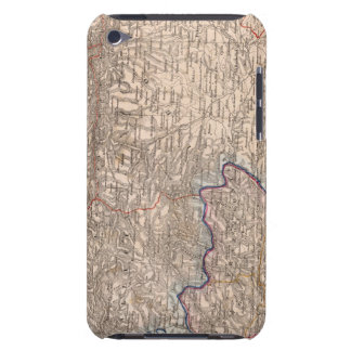 Northern Spain iPod Touch Case